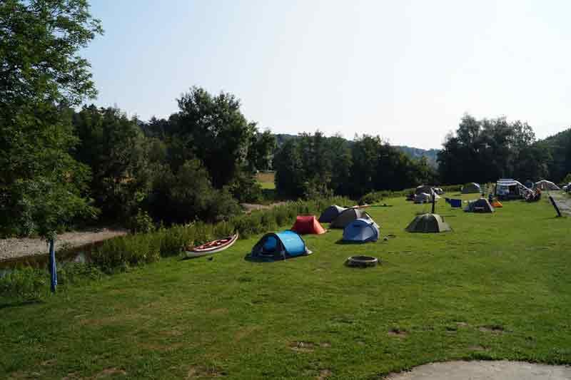 Inselcamp Solnhofen
